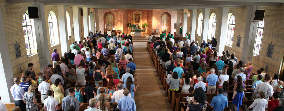 Our Community…Where Faith Grows Through Sacraments