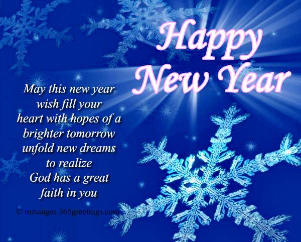 Happy New Year from Blessed Sacrament - Blessed Sacrament ...