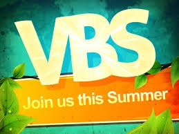 VBS - Save the Date! - Blessed Sacrament Catholic Church