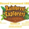 Save the Date!   BSC-VBS is back!