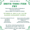 Save the date…October Fish Fry!